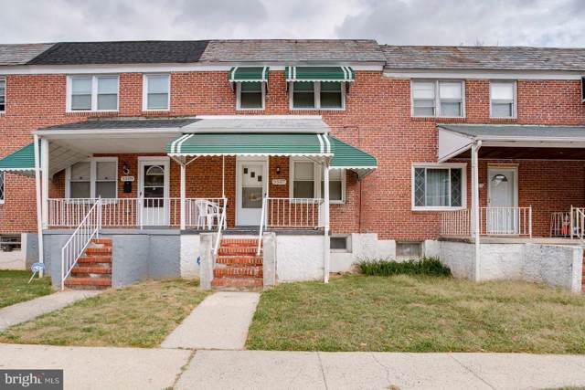 5507 Lynview Avenue, BALTIMORE, MD 21215 (#MDBA487224) :: Great Falls Great Homes