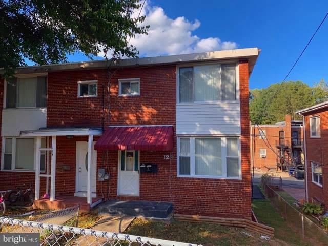 126 Webster Street NE, WASHINGTON, DC 20011 (#DCDC445740) :: Keller Williams Pat Hiban Real Estate Group
