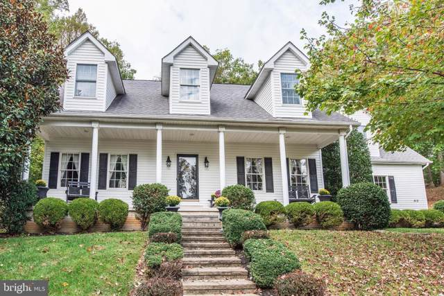 412 Summershade Court, BEL AIR, MD 21015 (#MDHR239772) :: ExecuHome Realty