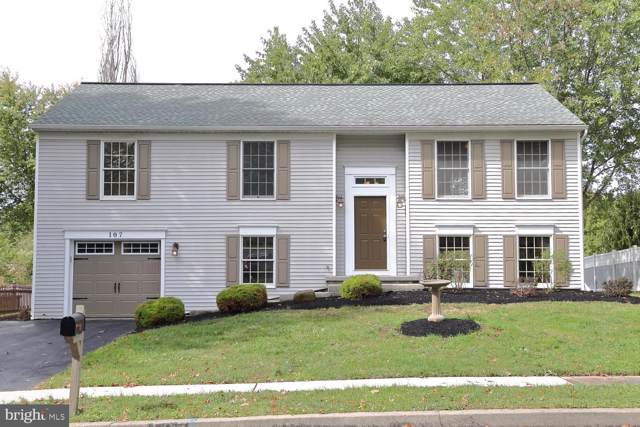 107 Catherine Court, LEWISBERRY, PA 17339 (#PAYK126558) :: The Joy Daniels Real Estate Group