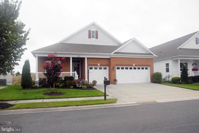 24870 Magnolia Circle, MILLSBORO, DE 19966 (#DESU149496) :: Atlantic Shores Realty