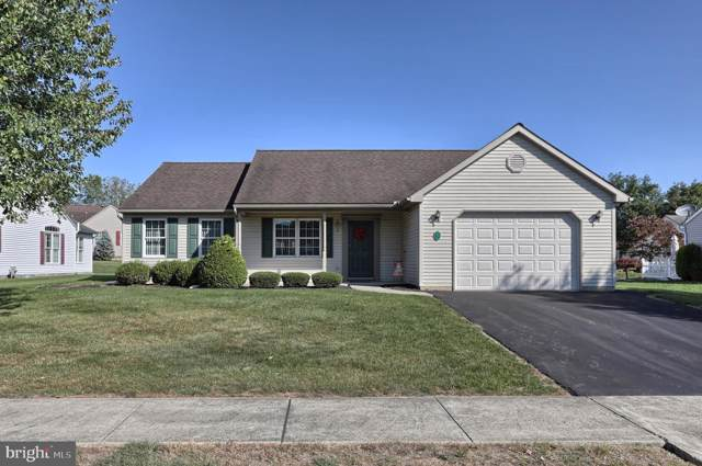 11 Rosemont Drive, MYERSTOWN, PA 17067 (#PALN109292) :: Berkshire Hathaway Homesale Realty