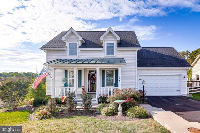 108 Spring Blossom Lane, NEW MARKET, MD 21774 (#MDFR254650) :: The Maryland Group of Long & Foster