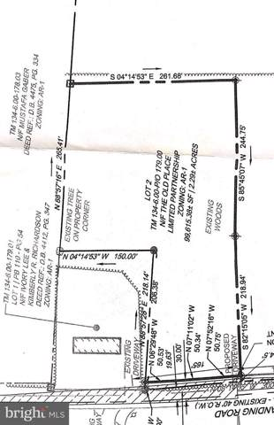 2.29 Acres Sandy Landing Road, DAGSBORO, DE 19939 (#DESU149498) :: Atlantic Shores Realty