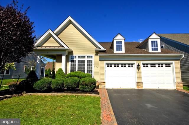 21 Goddard Drive, CRANBURY, NJ 08512 (#NJME286834) :: LoCoMusings