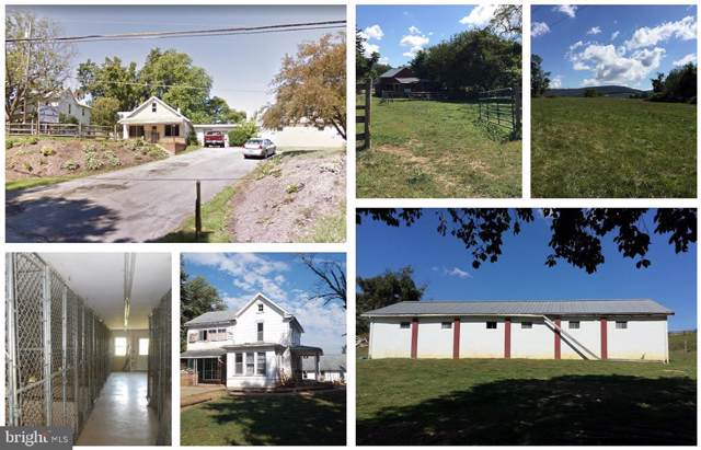 12936 Bradbury Avenue, SMITHSBURG, MD 21783 (#MDWA168456) :: Seleme Homes