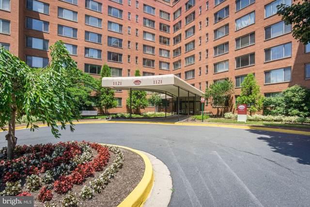 1121 Arlington Boulevard #706, ARLINGTON, VA 22209 (#VAAR155610) :: City Smart Living