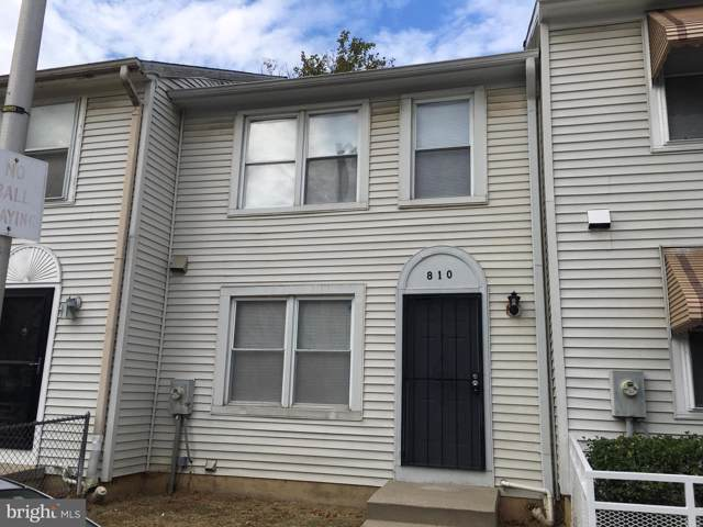 810 Showell Court, BALTIMORE, MD 21202 (#MDBA487266) :: Gail Nyman Group