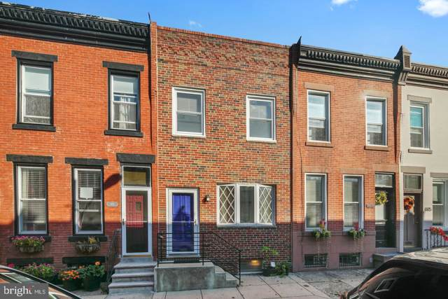 889 N Judson Street, PHILADELPHIA, PA 19130 (#PAPH840568) :: Linda Dale Real Estate Experts
