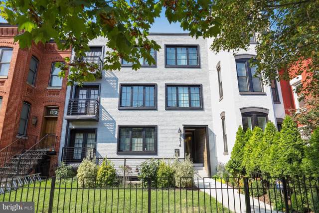 1514 8TH Street NW #4, WASHINGTON, DC 20001 (#DCDC445794) :: Viva the Life Properties