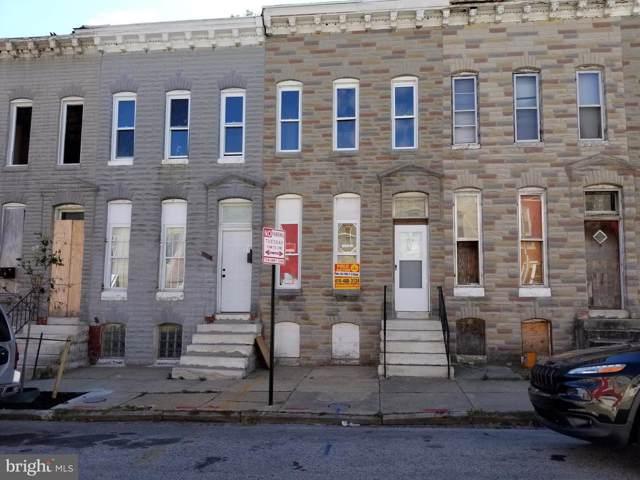 2019 Walbrook Avenue, BALTIMORE, MD 21217 (#MDBA487286) :: Dart Homes