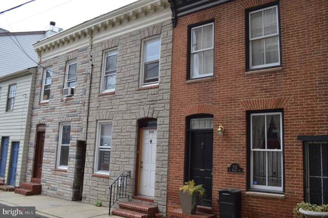 514 S Bethel Street, BALTIMORE, MD 21231 (#MDBA487294) :: Blue Key Real Estate Sales Team