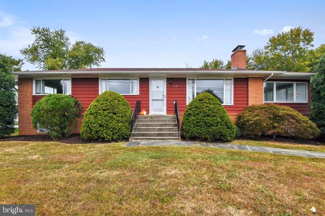 110 Green Spring Drive, ANNAPOLIS, MD 21403 (#MDAA415666) :: AJ Team Realty
