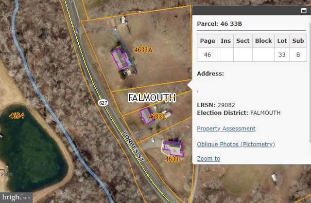 Forbes Street, FREDERICKSBURG, VA 22405 (#VAST215762) :: ExecuHome Realty