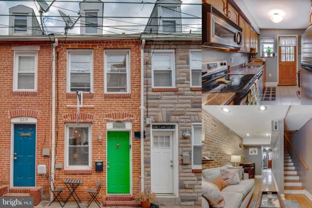 521 S Chapel Street, BALTIMORE, MD 21231 (#MDBA487318) :: Blue Key Real Estate Sales Team