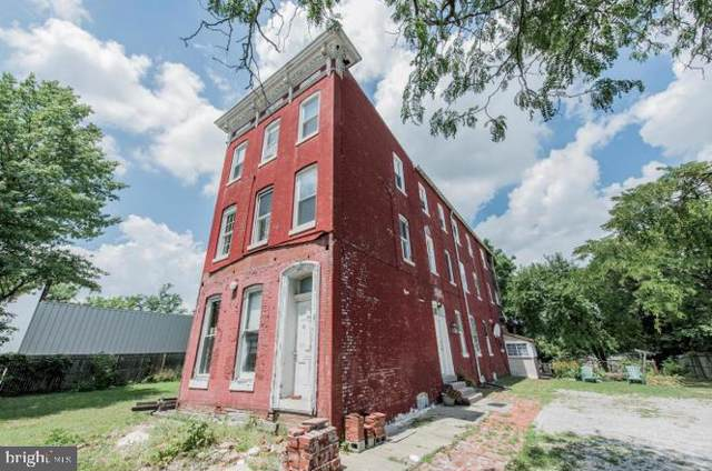 3422 Frederick Avenue, BALTIMORE, MD 21229 (#MDBA487334) :: Great Falls Great Homes