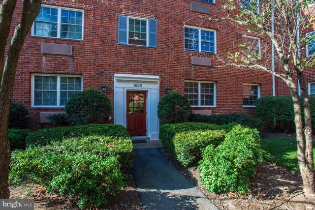 1626 W Abingdon Drive #102, ALEXANDRIA, VA 22314 (#VAAX240602) :: The Riffle Group of Keller Williams Select Realtors