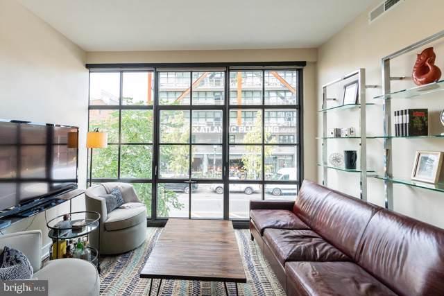 2030 8TH Street NW #207, WASHINGTON, DC 20001 (#DCDC445882) :: Viva the Life Properties