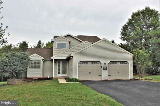 260 Poplar Lane, MOUNT WOLF, PA 17347 (#PAYK126608) :: ExecuHome Realty
