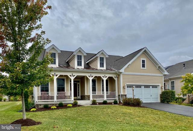 113 Kingfisher Court, LAKE FREDERICK, VA 22630 (#VAFV153648) :: The Miller Team