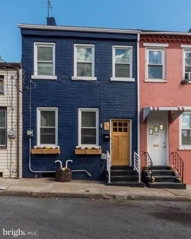 27 Old Dorwart Street, LANCASTER, PA 17603 (#PALA141636) :: The Jim Powers Team