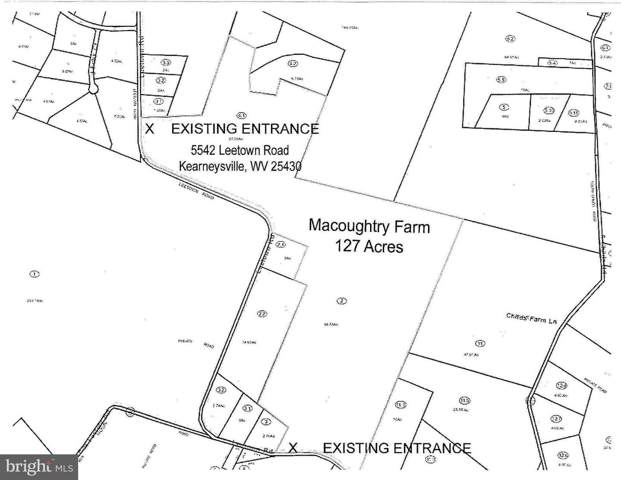 5542 Leetown Road, KEARNEYSVILLE, WV 25430 (#WVJF136808) :: Pearson Smith Realty