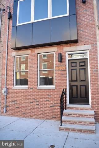 1537 S 4TH Street, PHILADELPHIA, PA 19147 (#PAPH840886) :: LoCoMusings