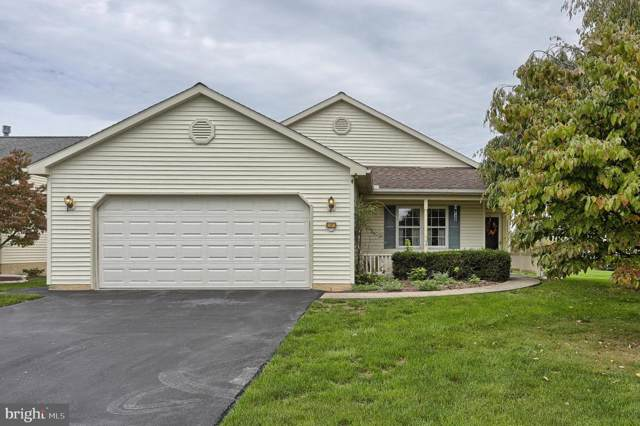 41 Rosemont Drive, MYERSTOWN, PA 17067 (#PALN109310) :: Iron Valley Real Estate
