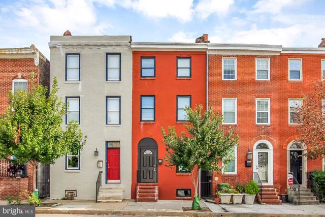 29 S Ann Street, BALTIMORE, MD 21231 (#MDBA487374) :: The Licata Group/Keller Williams Realty