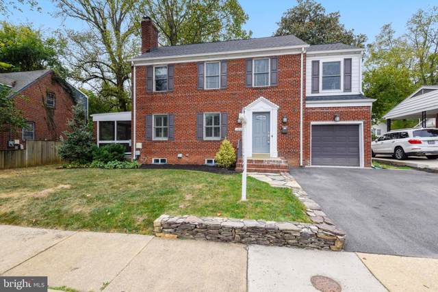 1210 N Frederick Street, ARLINGTON, VA 22205 (#VAAR155664) :: City Smart Living