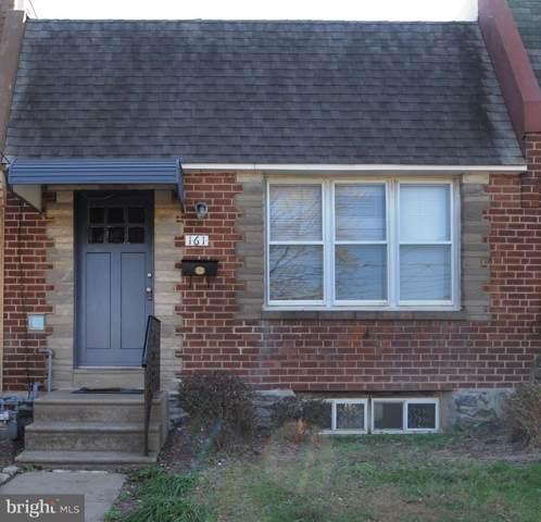 161 Fronefield Avenue, MARCUS HOOK, PA 19061 (#PADE502288) :: Lucido Agency of Keller Williams