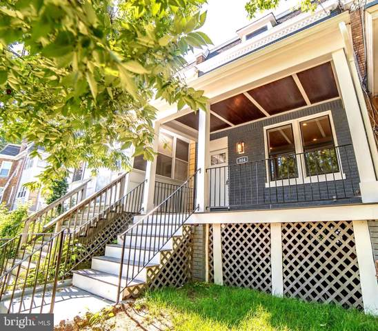 804 Decatur Street NW, WASHINGTON, DC 20011 (#DCDC445966) :: Viva the Life Properties