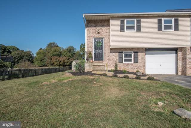 134 Robert Evans Way, STRASBURG, PA 17579 (#PALA141678) :: The Joy Daniels Real Estate Group