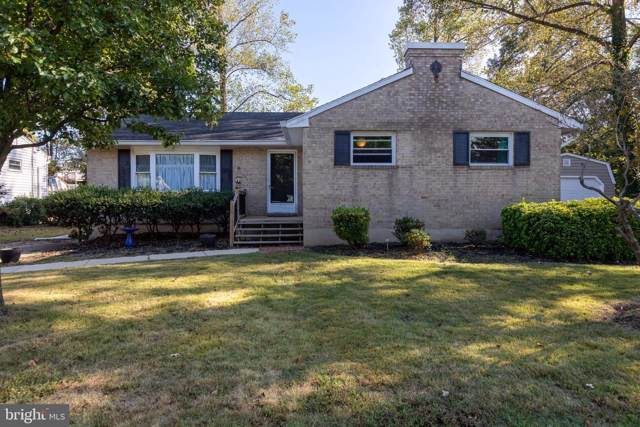 289 Cross Creek Drive, GLEN BURNIE, MD 21061 (#MDAA415776) :: Great Falls Great Homes