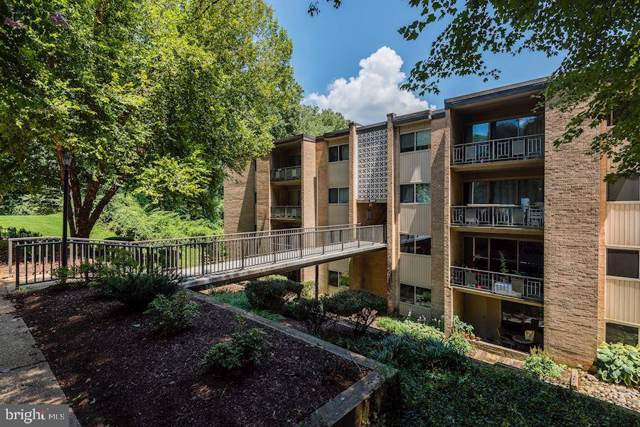 5109 Crossfield Court #8, NORTH BETHESDA, MD 20852 (#MDMC682798) :: The Miller Team