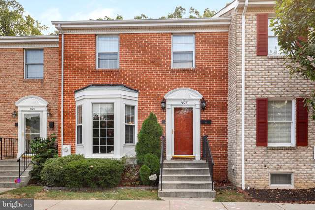 1027 Shire Court, CROFTON, MD 21114 (#MDAA415784) :: Revol Real Estate