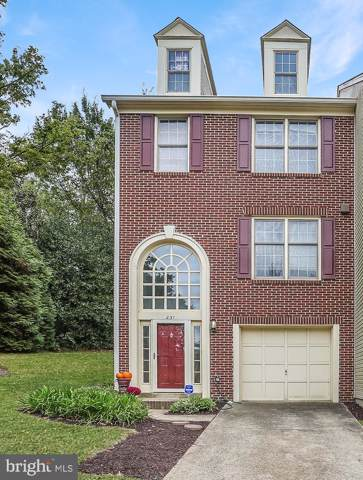 231 Yale Drive, ALEXANDRIA, VA 22314 (#VAAX240616) :: Kathy Stone Team of Keller Williams Legacy