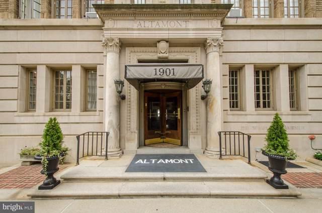 1901 Wyoming Avenue NW #11, WASHINGTON, DC 20009 (#DCDC445994) :: Viva the Life Properties
