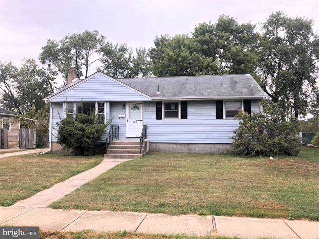 205 E Monroe Avenue, MAGNOLIA, NJ 08049 (#NJCD378626) :: Ramus Realty Group