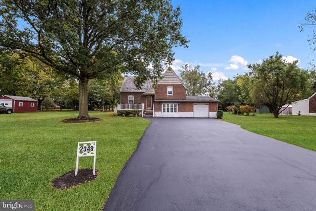 2348 Upper Barness Road, WARRINGTON, PA 18976 (#PABU482118) :: The Force Group, Keller Williams Realty East Monmouth