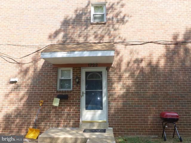 1722 Chesaco Avenue, BALTIMORE, MD 21237 (#MDBC475078) :: Keller Williams Pat Hiban Real Estate Group