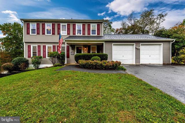 3596 Fremont Court, IJAMSVILLE, MD 21754 (#MDFR254726) :: Bob Lucido Team of Keller Williams Integrity
