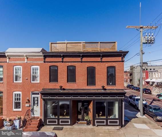 1400 Andre Street, BALTIMORE, MD 21230 (#MDBA487464) :: Blue Key Real Estate Sales Team