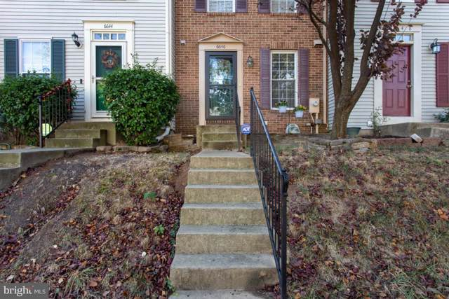 6646 Ducketts Lane 28-6, ELKRIDGE, MD 21075 (#MDHW271376) :: RE/MAX Advantage Realty