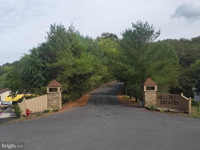 Lot 427 Misty Glen Dr, RIDGELEY, WV 26753 (#WVMI110652) :: LoCoMusings
