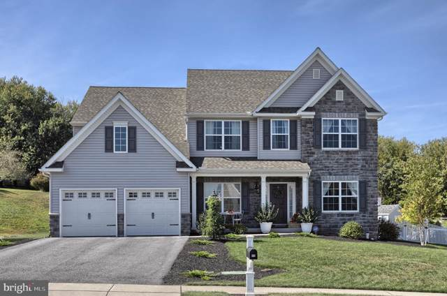 649 Saddle Road, PALMYRA, PA 17078 (#PALN109324) :: John Smith Real Estate Group
