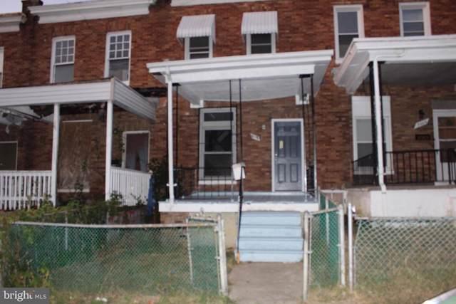 3008 Rayner Avenue, BALTIMORE, MD 21216 (#MDBA487468) :: The Licata Group/Keller Williams Realty