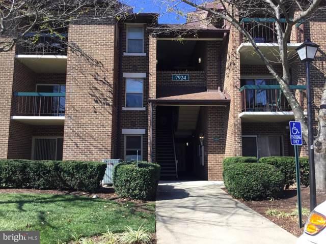 7924 Coriander Drive #201, GAITHERSBURG, MD 20879 (#MDMC682904) :: Blackwell Real Estate