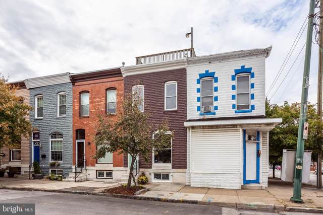 34 N Linwood Avenue, BALTIMORE, MD 21224 (#MDBA487504) :: The Dailey Group