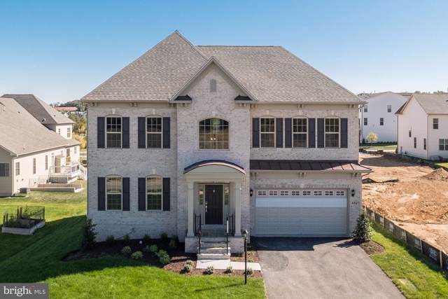 4521 Arboretum Drive, MONROVIA, MD 21770 (#MDFR254748) :: Jim Bass Group of Real Estate Teams, LLC